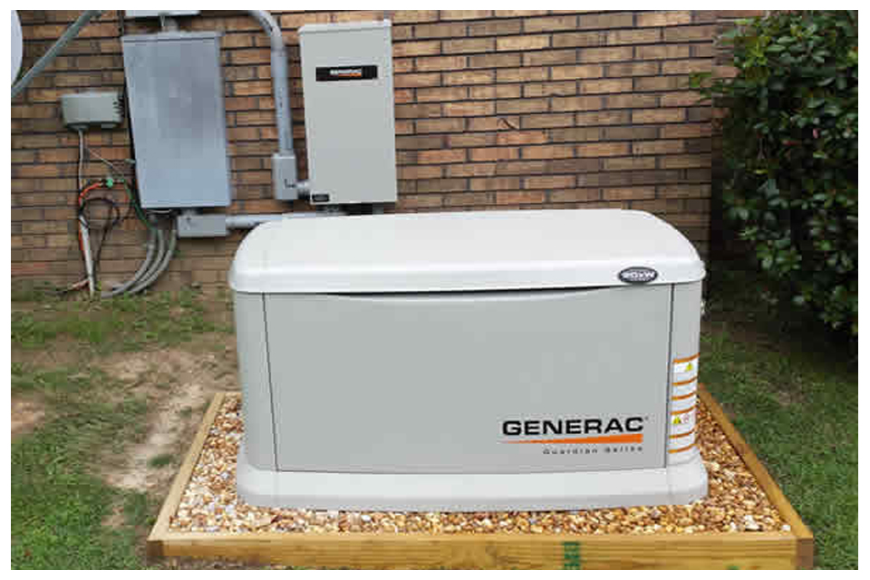 Backup Generators | Roberts Electrical | Electrical Contractor